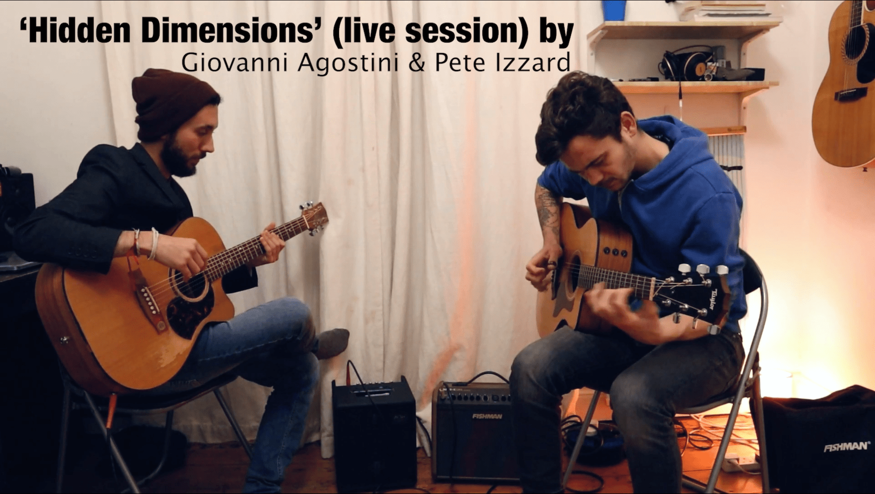Hidden Dimensions (live session)