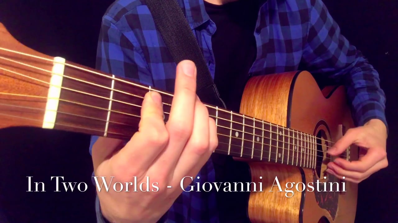 In Two Worlds | Original Composition