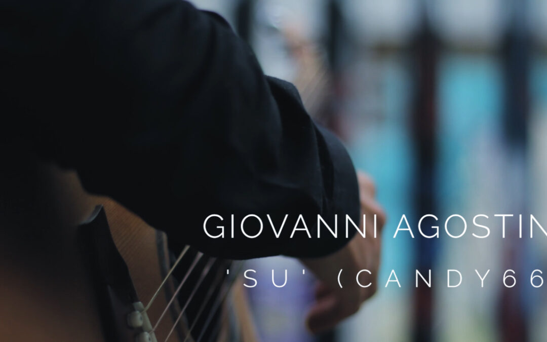 Candy 66 – Su | Original Fingerstyle Arrangement