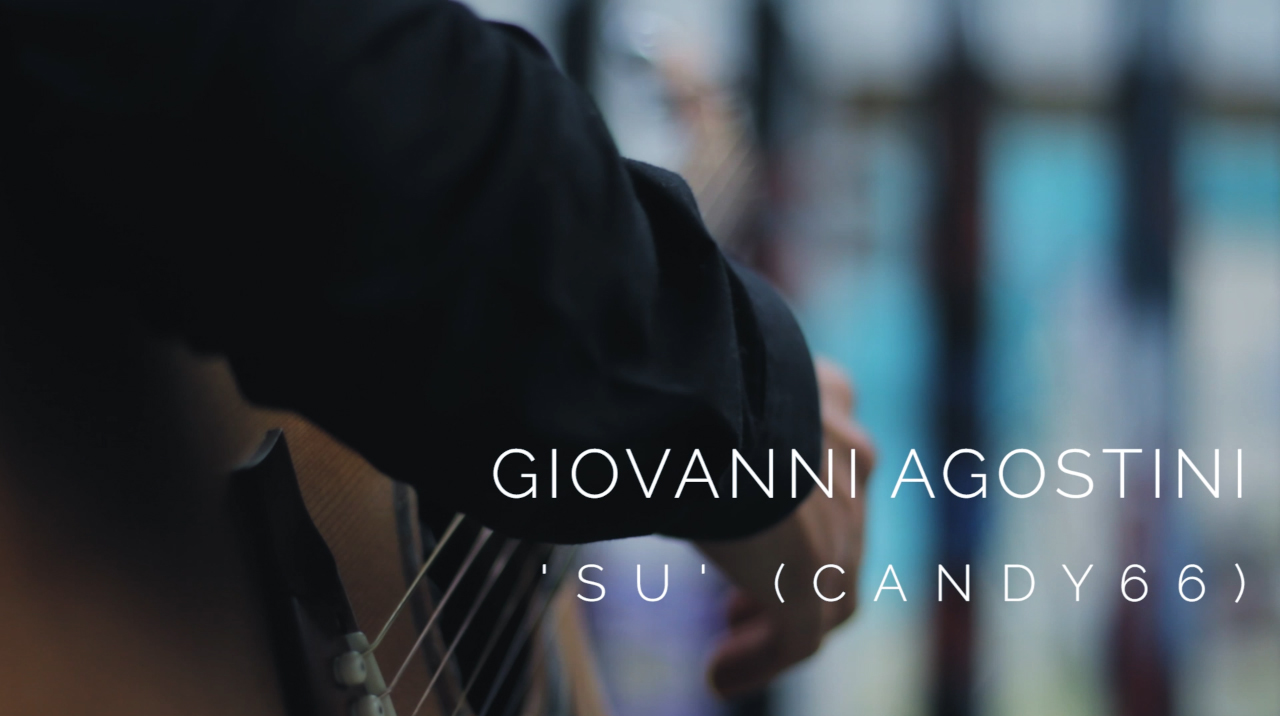 Candy 66 – Su | Original Fingerstyle Arrangement