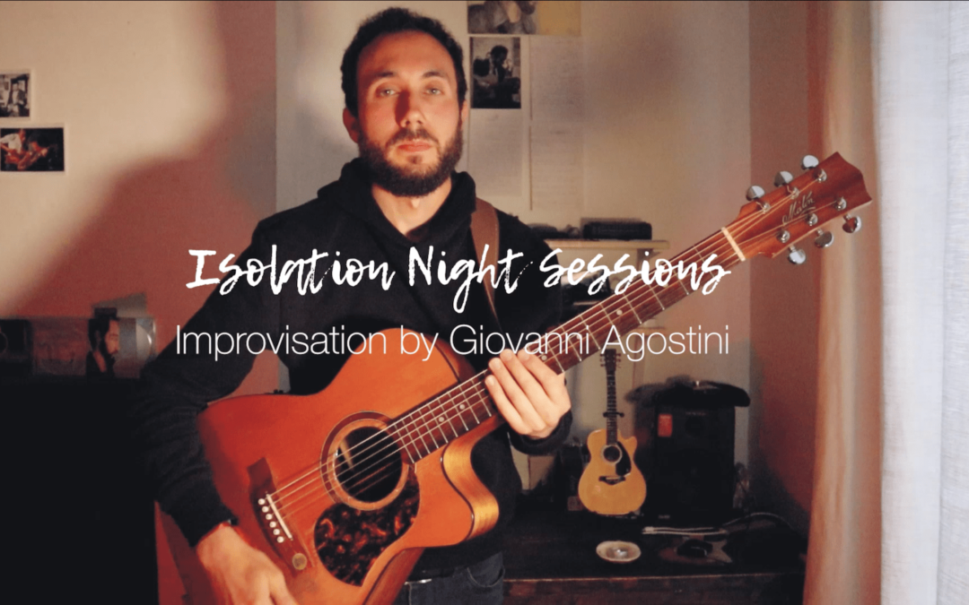 Isolation Night Sessions | Improvisation nº2
