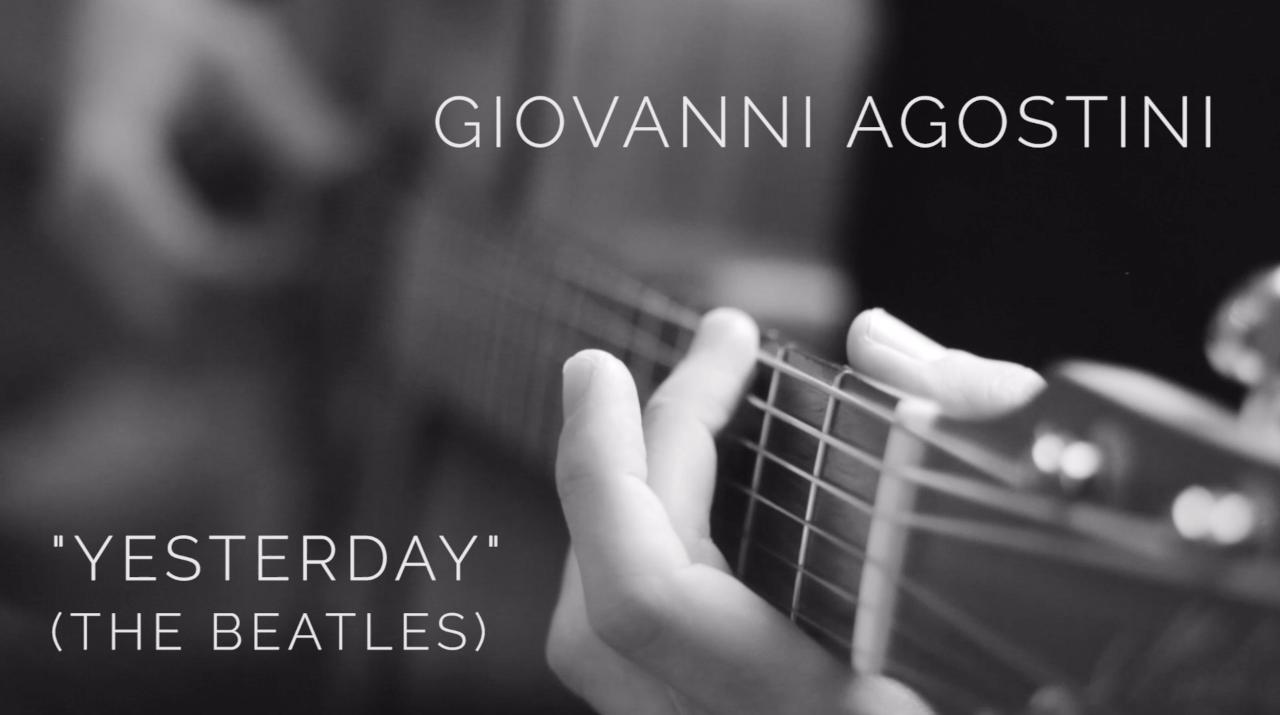 The Beatles – Yesterday | Original Fingerstyle Arrangement