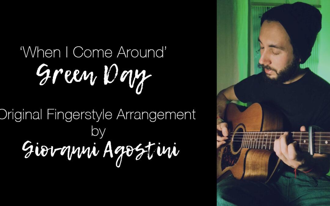 Green Day – When I Come Around | Original Fingerstyle Arrangement